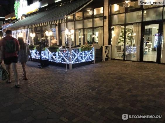 Ресторанчик с летней верандой