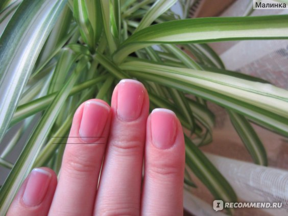 Ногти спустя один курс витамин! Да да, мой максимум за три недели-это 2-3 мм(