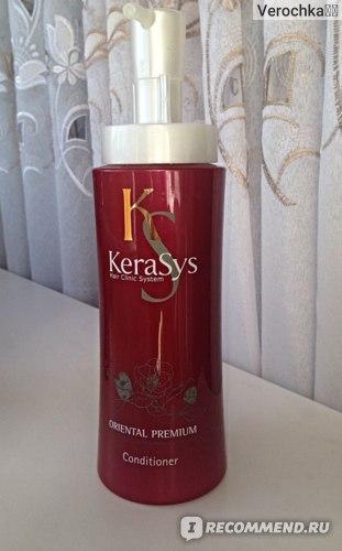 Кондиционер для волос KeraSys Oriental Premium фото