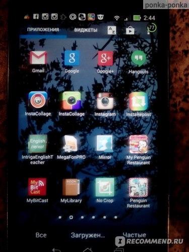Планшет ASUS Phonepad 7 фото
