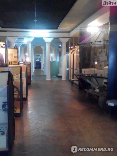 Начало выставки