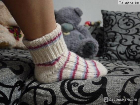 "Носки женские Бабушкины арт. N3-50  ""Морячка"" фото"