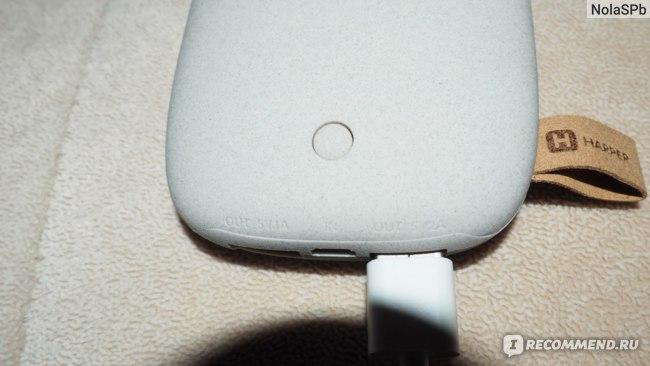 Внешний аккумулятор Harper PBS-6601 фото