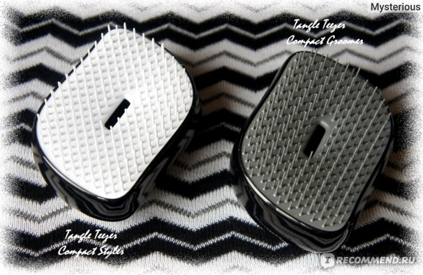 TANGLE TEEZER Compact Styler и TANGLE TEEZER Compact Groomer
