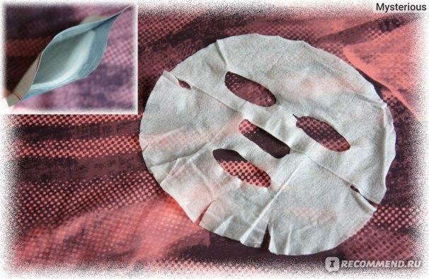 Маска для лица Vescillonia Enrich Facial Mask