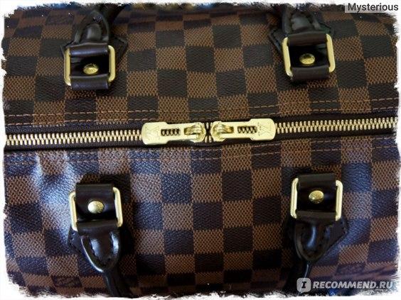 Сумка Louis Vuitton Speedy Bandouliere 30