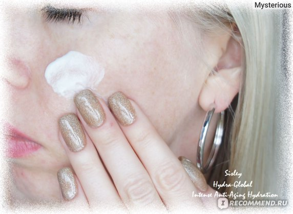 Увлажняющий крем для лица Sisley Hydra-Global Intense Anti-Aging Hydration