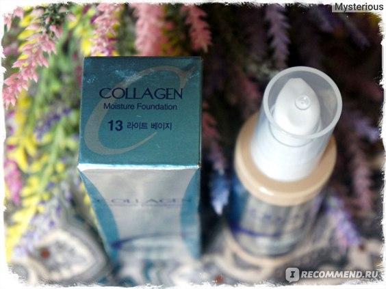 Тональный крем ENOUGT Collagen Moisture Foundation