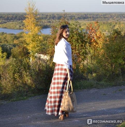 Жакет из белой джинсы; юбка рукодельная