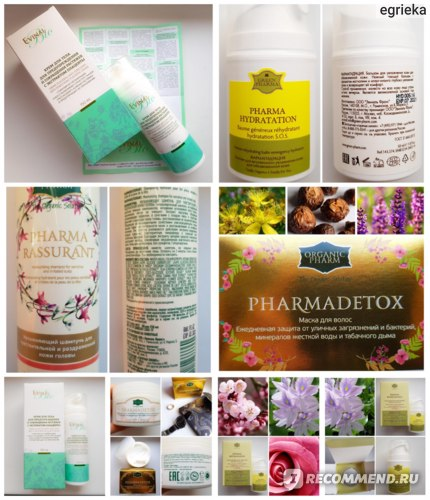 green-pharm.com - Эффективная косметика Green Pharma фото