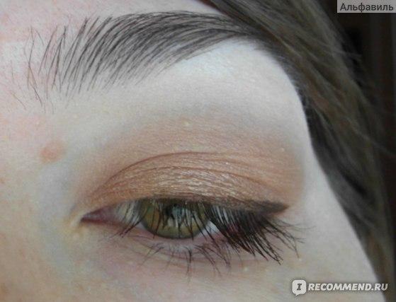 Кремообразные тени для век Faberlic Eye to eye Звездный час фото