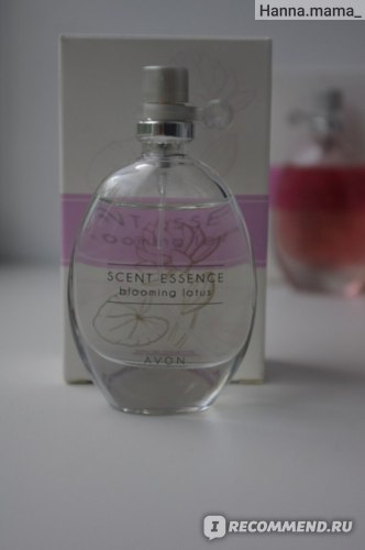 "Avon Scent Essence Blooming Lotus ""Цветущий лотос"" фото"
