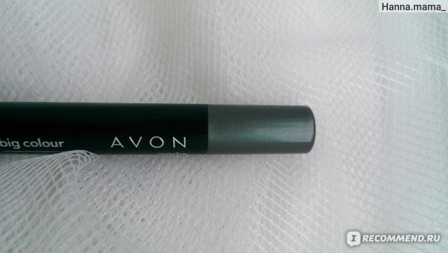 Тени-карандаш для век Avon Big Colour Eye Pencil фото