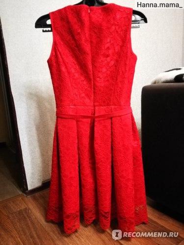 Платье Rosanna. Отзыв