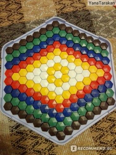 Десятое королевство Мозаика 170 фишек 6 цветов фото