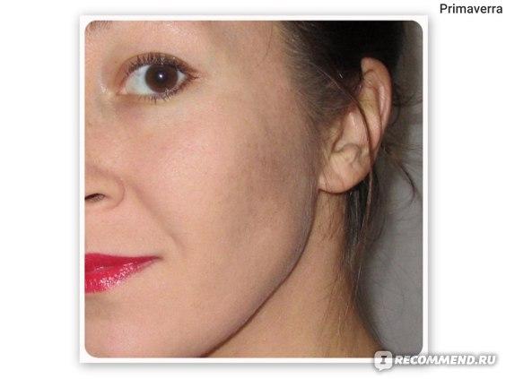 Тональный крем Clinique Even Better на лице