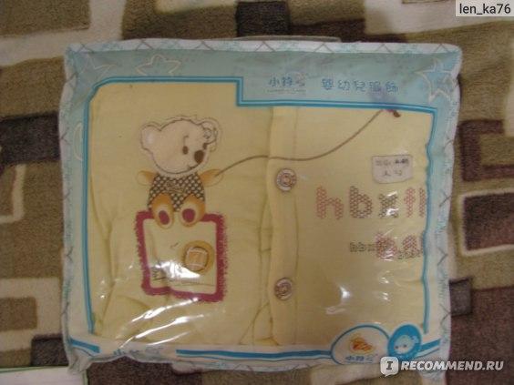 Упаковка - мягкий чемоданчик