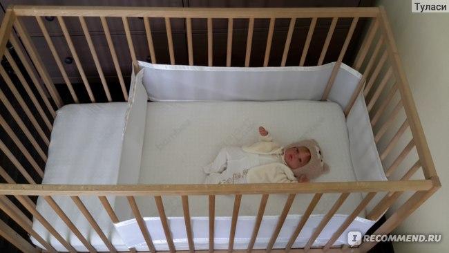 Бортики сетка в кроватку церковные и ткани купить