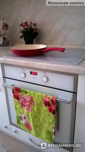 Сковорода Green Top с керамическим покрытием фото