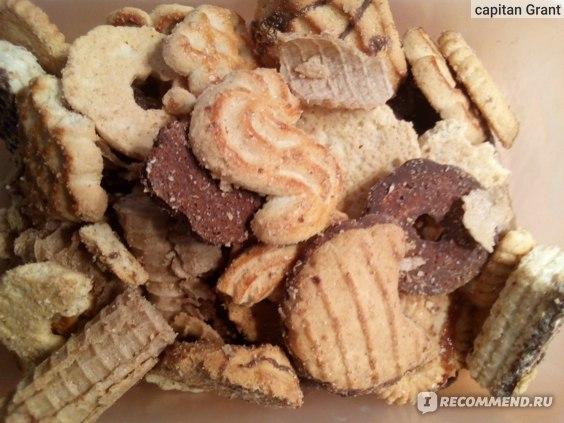 Ассорти из печенья и вафель HIG Melange 500 г фото