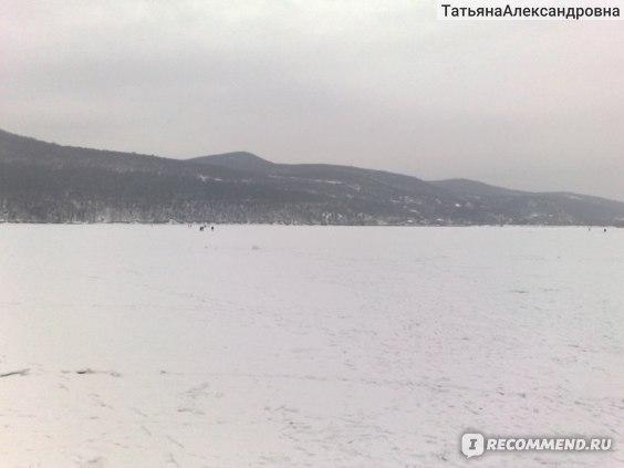 Россия, озеро Абрау (г.Новороссийск, Краснодарский край) фото