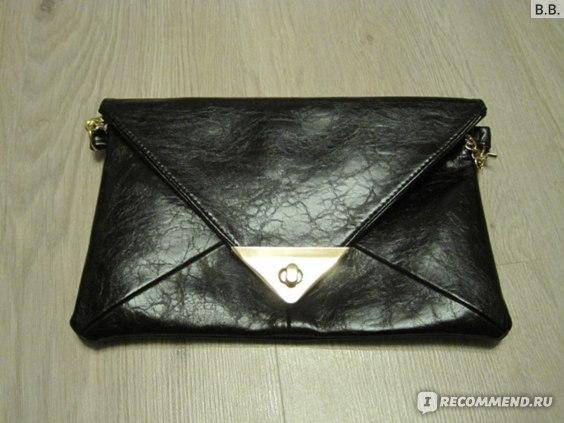 Клатч Aliexpress Hot 2014 Chain Shoulder Bags European and American Style Women Leather Handbags High Women Messenger Bags Drop Shipping фото