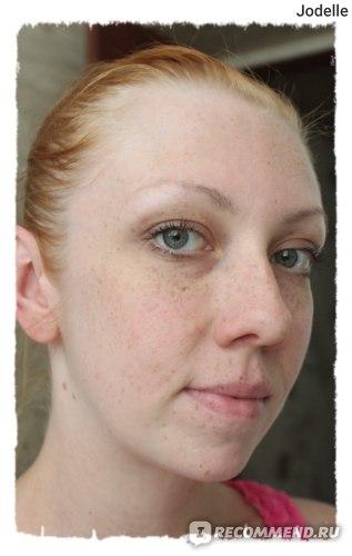 До - легкий дневной макияж