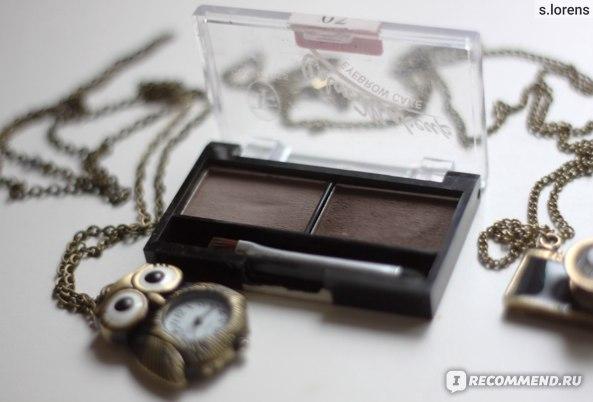 Тени для бровей TF Eyebrow cake фото