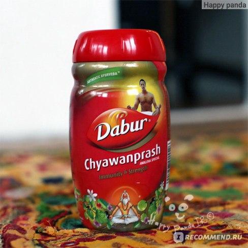 Чаванпраш (фирмы Дабур) фото