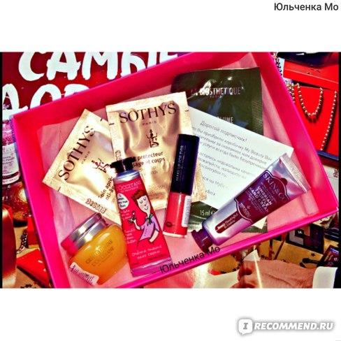 Сайт My Beauty Box - mybeautybox.ru фото