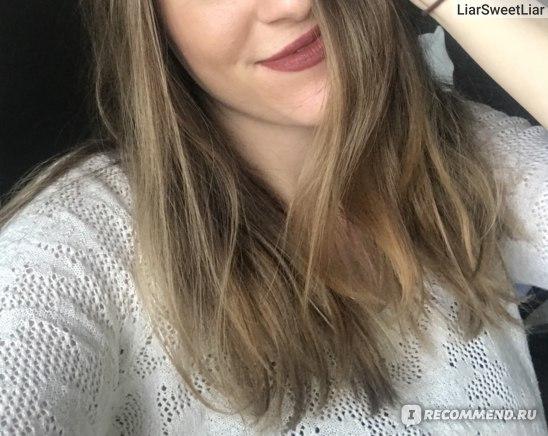 Осветление волос в салоне