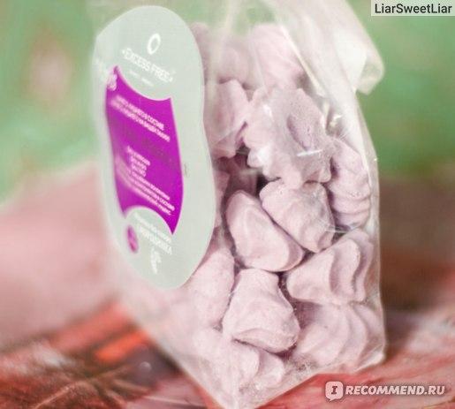 Меренги без сахара Excess free Смородина (ИМ Fit PARAD)