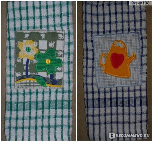 Полотенце для кухни Fix Price, 40x63 фото