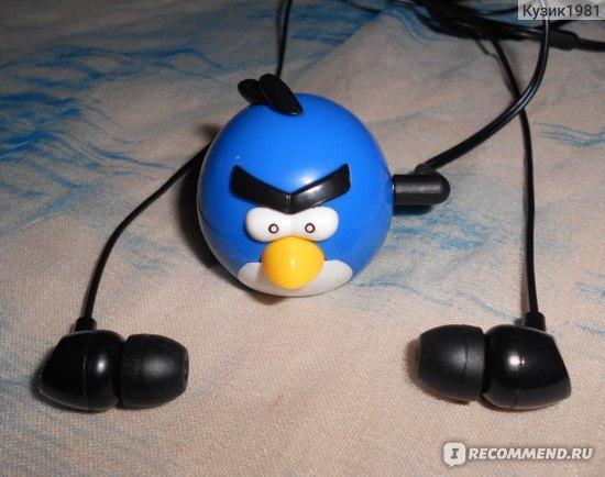 MP3-плеер Aliexpress 2013 MINI Flash Fashion Crazy Bird Mini Digital Music Mp3 Player Support 16GB Micro SD(TF) Card +Earphone+USB+Gift Box Free Ship фото