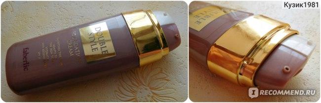 Тональный крем Faberlic Двойной стиль фото