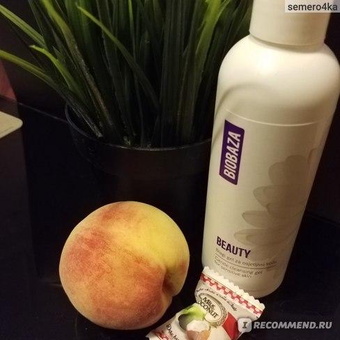 Гель для лица BIOBAZA Мягкий очищающий гель для чувствительной кожи фото