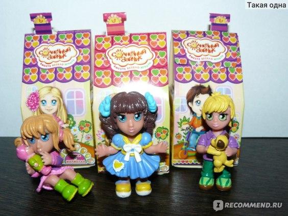 """Fresh Toys Солнечный зайчик """"Играем в прятки"""" (кукла и мармелад) фото"""