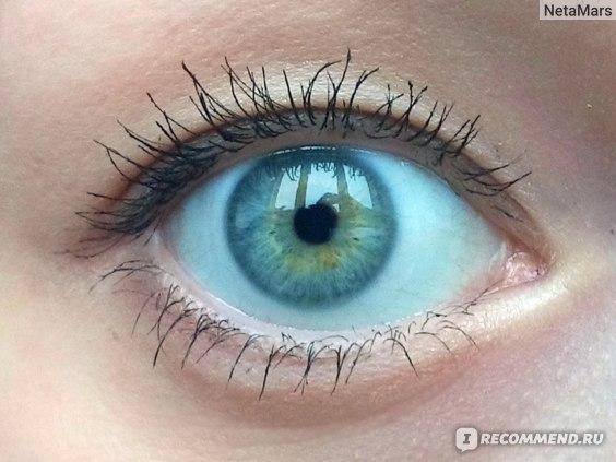 Натуральный цвет глаз