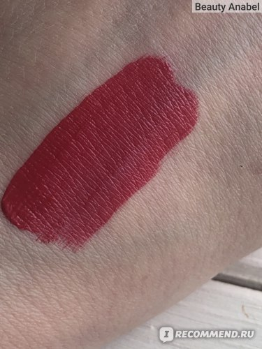 Жидкая матовая помада Bell Moroccan Dream Matte Liquid Lips фото