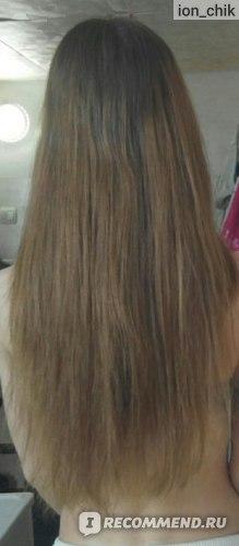 Никогда не красила волосы,но тут что-то не то с корнями