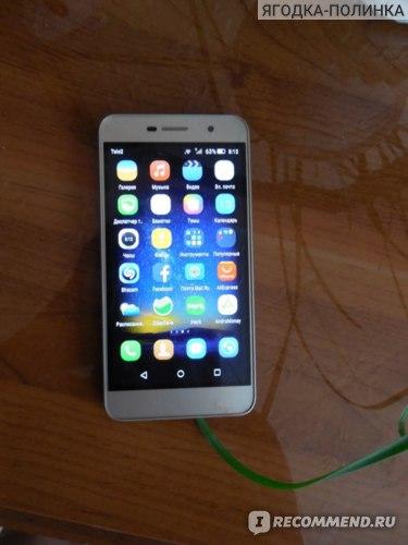 Смартфон Honor 4C PRO фото