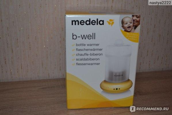 Подогреватель для бутылочек Medela  B-Well  фото