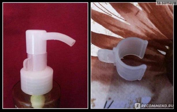 Гидрофильное масло TONY MOLY Сlean dew apple mint cleansing oil фото