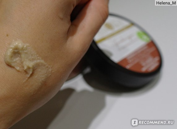 Пилинг-маска Savonry Гречневый пудинг (для чувствительной кожи) фото
