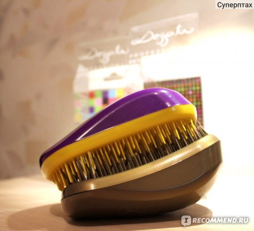 Расческа для волос Dessata Hair Brush Original фото