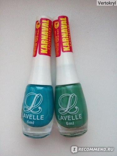 Лак для ногтей Lavelle Karnaval Collection 6 мл фото