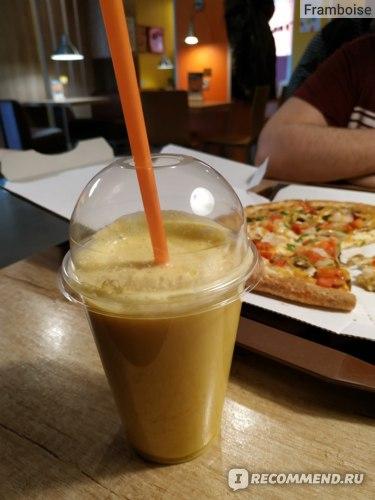 «Додо Пицца» - сеть пиццерий фото