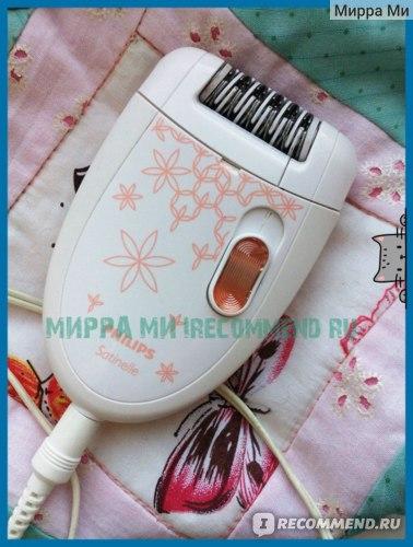 эпилятор philips hp6420 отзывы