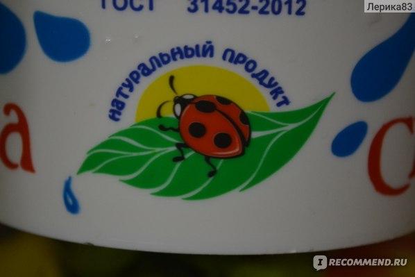 "Сметана ООО""МК Светловодский"" Молочная лавка 20% фото"