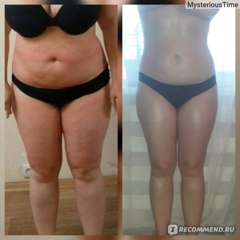 За сколько месяцев можно похудеть на пп